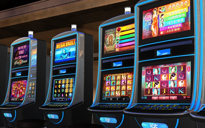 Slots with lots